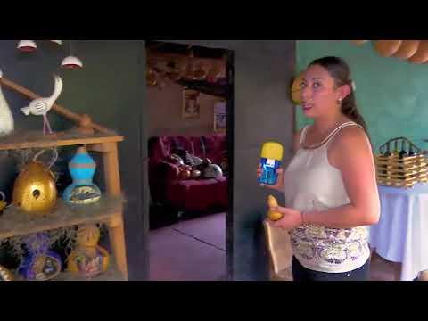 Finca agroecológica Los Calabazos  en Darailí - Condega