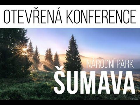 Národní park Šumava - otevřená konference - 6. 12. 2019