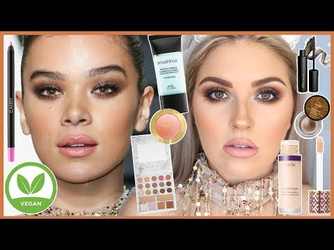 VEGAN Makeup Tutorial ?? Hailee Steinfeld Grammys Inspired