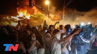 Continúan los disturbios en distintas ciudades de Estados Unidos por la muerte de George Floyd