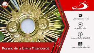 SANTO ROSARIO DE LA DIVINA MISERICORDIA | 05 DE DICIEMBRE DEL 2020
