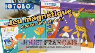 Iotobo Jeu magn�tique - D�mo de 2 jeux en fran�ais