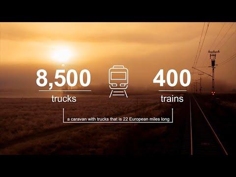 Green Cargo Company presentation English version 2021