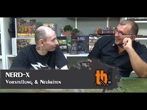 NERD-X im Interview - Vorstellung & Neuigkeiten [TB-TV #99]