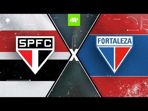 São Paulo x Fortaleza - AO VIVO - 17/07/2021 - Campeonato Brasileiro