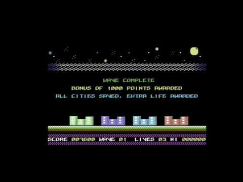 Zzapped in the Butt 4K [Commodore 64]