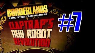 Borderlands Claptrap's New Robot Revolution DLC #7: Field Testing the Best of 50 Golden Key Binge