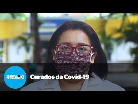 Curados da Covid-19 ressaltam importância do isolamento