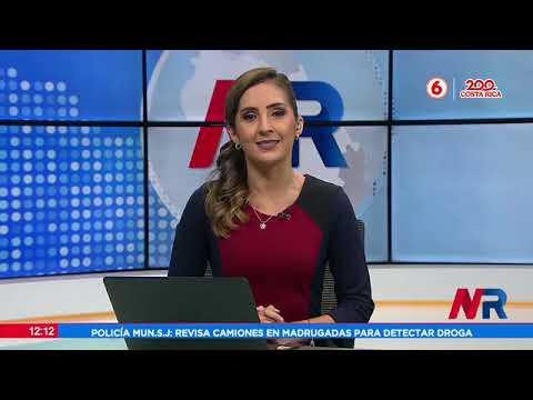 Noticias Repretel mediodía: Programa 01 de Agosto del 2021