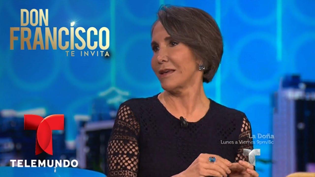 Don Francisco Te Invita | El primer beso de Florinda Meza y Roberto Gómez Bolaños | Entretenimiento