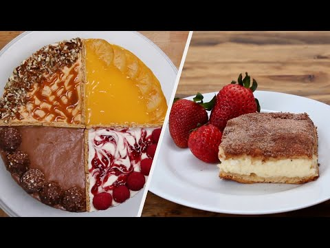 5 Homemade Cheesecakes ? Tasty Recipes