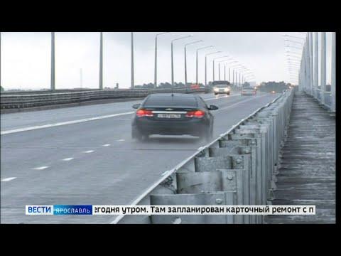 Ремонт на Октябрьском мосту переносится в связи с погодными условиями