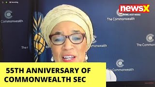 55 Years of India Commonwealth Secratariat | NewsX - NEWSXLIVE