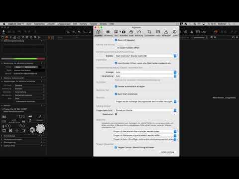 Capture One 11 Webinar | Tethered Shooting – Kabelgebunden fotografieren mit Capture One Pro (DE)