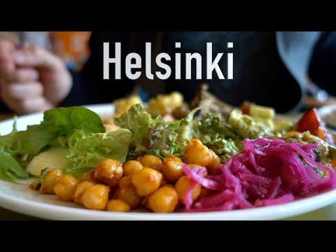 Вкусная еда и удовольствия в Хельсинки. Fin trip #3