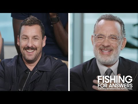 "Adam Sandler ""Scared"" to Rob a Bank But Tom Hanks Would be ""Charming!"" 