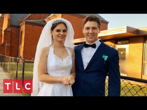 Brandon and Julia Are Married! | 90 Day Fiancé