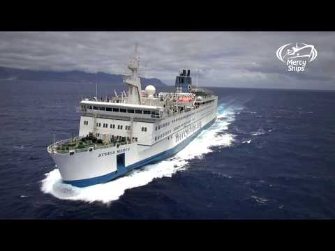 Stena Line is a proud partner to Mercy Ships
