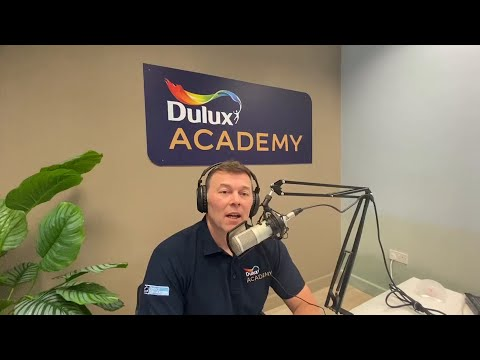 Dulux Academy Podcast: Episode One
