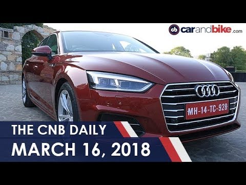 connectYoutube - Audi Announces Price Hike | 2018 Maserati Ghibli | New Mercedes-Benz A-Class Coming To India
