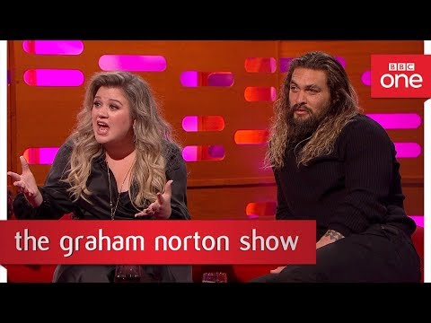 Kelly Clarkson gets offended by a story from the big red chair - The Graham Norton Show - BBC One