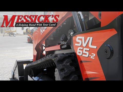 *New* Kubota SVL65 Compact Track Loader Picture
