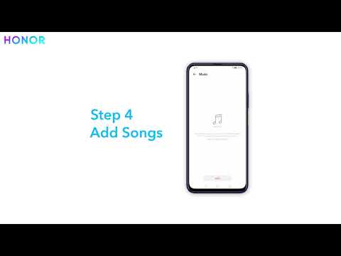 How to play music on the #HONORMagicWatch2