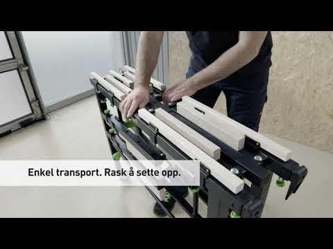 Platebord Festool STM 1800