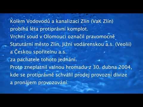 Téma č.5 Voda strategická surovina