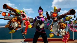 Sunset Overdrive Weapon Pack Trailer