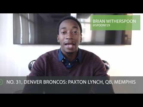 FanDuel Mock Draft: No. 31 Denver Broncos