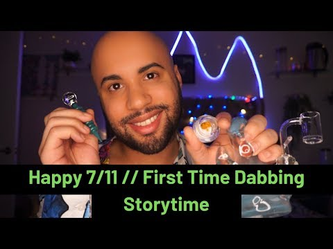 7/11 First time Dabbing Storytime