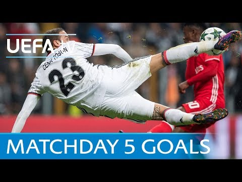 Tosun, Suárez, Ibrahimović and more: Matchday five stunners