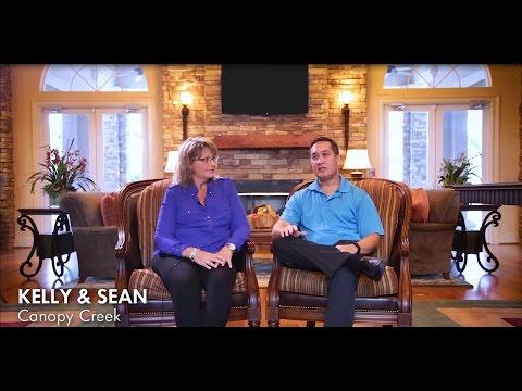 Kelly & Sean from Canopy Creek