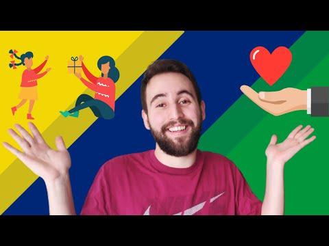 O verbo DAR em português | Vou Aprender Português