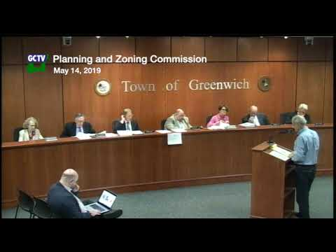 Planning & Zoning Commission, May 14, 2019