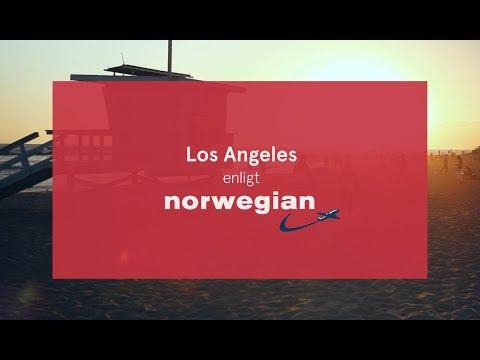 Upptäck Los Angeles med Norwegian