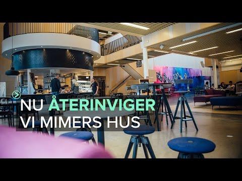 Kungälv - Dags för återinvigning av Mimers hus