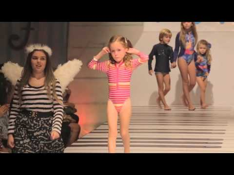 Desfile L'été Outono/Inverno 2016 - Fashion Weekend Kids