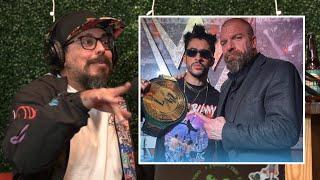 Bad Bunny se corona CAMPEON de la WWE
