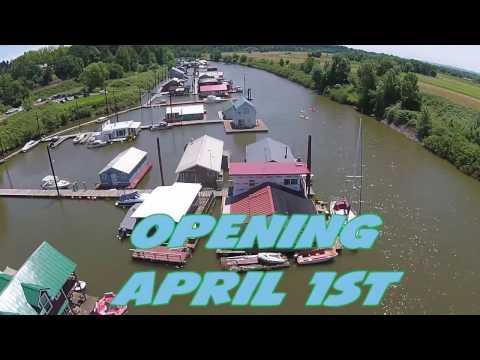 Ridgefield Kayak is Open 2017!