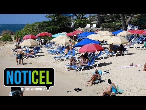 Repleto Condado e Isla Verde a pesar de alza en contagios