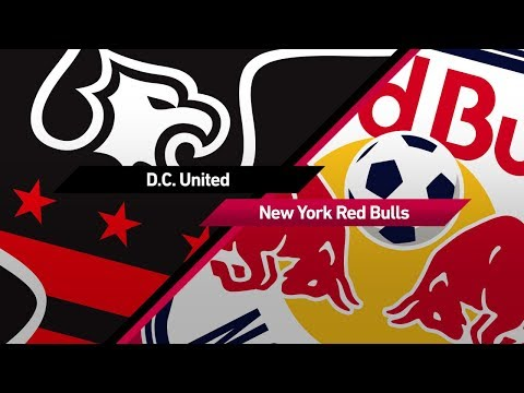 Highlights: D.C. United vs. New York Red Bulls | October 22, 2017
