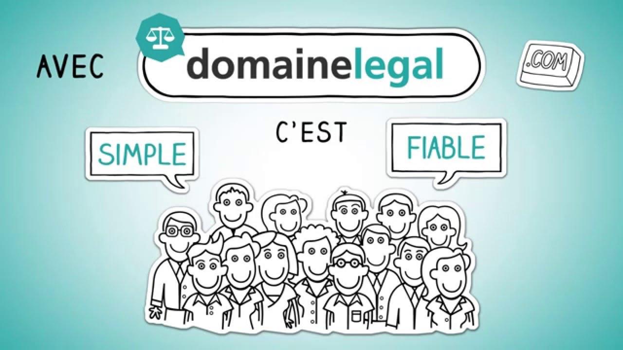Découvrez le concept Domaine Legal