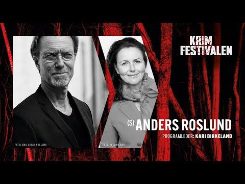 Møte med Anders Roslund – uhyggens mester