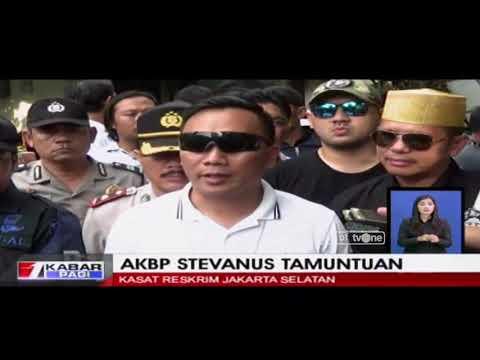Reka Ulang Pembunuhan Pensiunan TNI AL di Pondok Labu