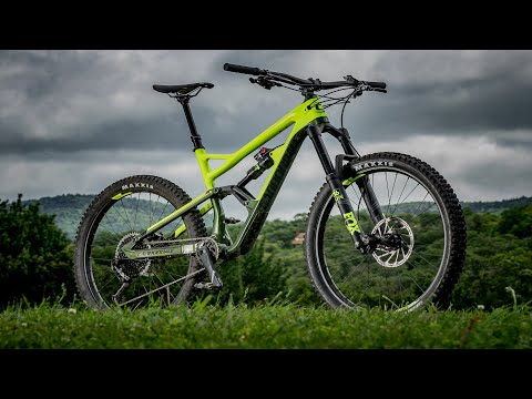Cannondale Jekyll Review - 2018 Bible of Bike Tests: Summer Camp