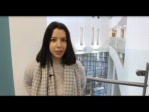 Student Ambassador -  Ana Maria Sanchez