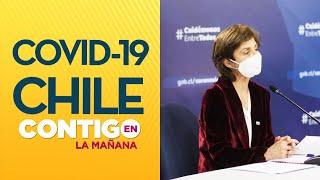 Chile superó los 280 mil casos de Coronavirus - Contigo en La Mañana