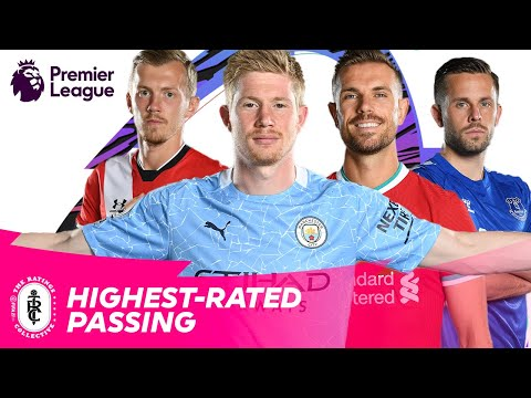 That is GORGEOUS! | BEST Premier League Passers in FIFA 21 | AD
